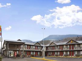 Super 8 by Wyndham Kamloops East