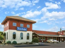 Travelodge by Wyndham Pioneer Villa, Halsey (in de buurt van Sweet Home)