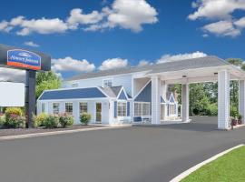 Howard Johnson by Wyndham Atlantic City Egg Harbor Township, West Atlantic City (in de buurt van Pleasantville)