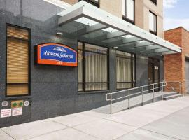 Howard Johnson by Wyndham Jamaica NY Near AirTrain JFK, Queens