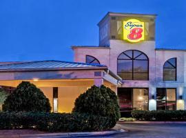 Super 8 by Wyndham Huntersville/Charlotte Area