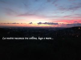 Colle La Fosca - Casa panoramica