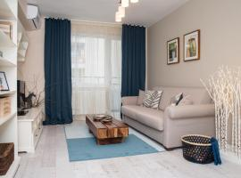 Ultracentral, brand new, modern and cozy apartment