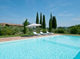 Villa Lorian, Argiano