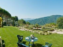 Villa Igea 8, Mastiano