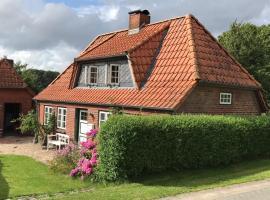 Tante Kamps Hus, Grundhof (Lutzhöft yakınında)