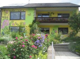 Rosen- und Ferienhaus Metzger, Creglingen