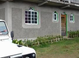 Jah B Guesthouse, Tweedside (Mavis Bank yakınında)