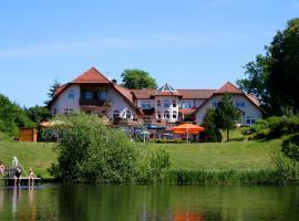 Hotel Heidekrug, Grünplan (Zechlinerhütte yakınında)