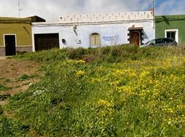 Casa Rural El Guanche, Erjos-El Tanque (Masca yakınında)