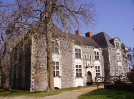 Château de la Fresnaye, Saint-Aubin-de-Luigné (рядом с городом La Jumellière)