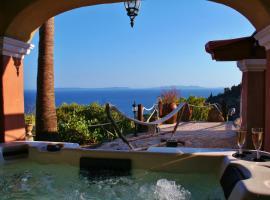 Le balcon des îles d'Or