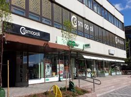 Hotel Cosmopoli, Керава (рядом с городом Туусула)