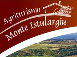 Agriturismo Monte Istulargiu, Valledoria (Sedini yakınında)