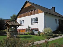 Ferienwohnung Horstmann, Nieheim (Sandebeck yakınında)