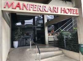 Manferrari Hotel, Contagem (Parque Industrial yakınında)