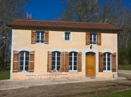 Pavillon Baron de Sigognac, Оза (рядом с городом Bretagne-d'Armagnac)