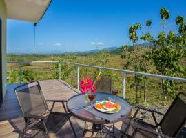 CRT - Villa Kiskadee, Quepos (Pocares yakınında)