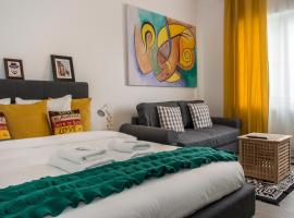 RedBed Self-Catering Apartaments - Premium Apartment