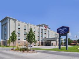 Hampton Inn By Hilton Omaha Airport, Ia