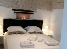 Les chambres de la grange, Cherval (рядом с городом La Guide)
