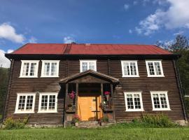 Sevletunet B&B and Cabins, Rødberg