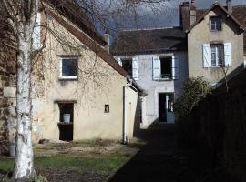 Les lavandiéres, Pontgouin (рядом с городом Saint-Arnoult-des-Bois)
