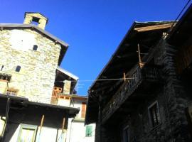 Il Giovetto, Azzone (Schilpario yakınında)