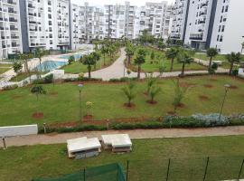 Appartement avec Piscine à Hay Riad