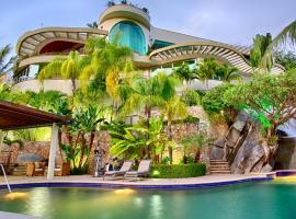 Villa Armonia Luxury Boutique Hotel, Пуэрто-Вальярта
