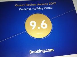 Kavirose Holiday Home