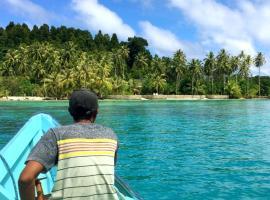 Villa Mentawai, Tua Pejat