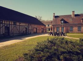 La Ferme de Courcimont, Nouan-le-Fuzelier