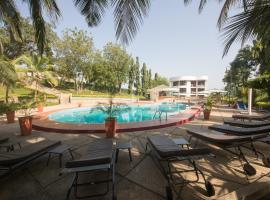 Volta Hotel, Akosombo (Near North Tongu)