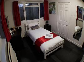 Eden House Accommodation, Wrexham