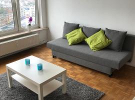sten apartment, Anvers (Hoboken yakınında)