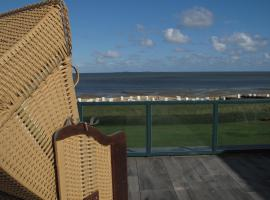 Beachhotel Sahlenburg, Cuxhaven (Insel Neuwerk yakınında)