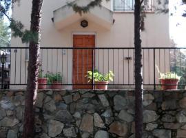 Andros house, Limasol (Phinikaria yakınında)