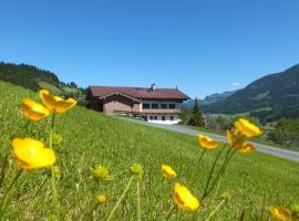 Franbichl, Brixen im Thale (Hof yakınında)