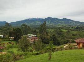 Mountain Lodge CheTica, San Jerónimo