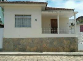 Casa bem localizada, Carrancas (Minduri yakınında)