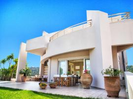 Cretan Ivory Villa