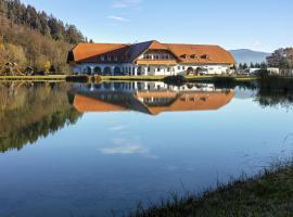 Pension Pirkdorfersee, Sankt Michael ob Bleiburg (Feistritz ob Bleiburg yakınında)