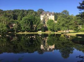 Gite Suite Familiale La Maison Blanche Chateau La Roche Racan, Saint-Paterne-Racan