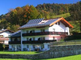 Haus Heimattreu, Schönau am Königssee