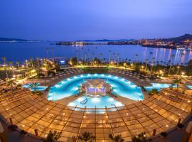 Kefaluka Resort Ultra All Inclusive, Akyarlar
