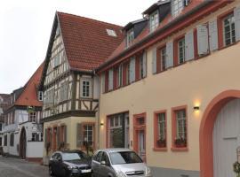 Goldener Hirsch, Schriesheim