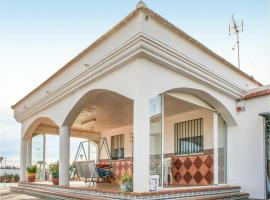 Three-Bedroom Holiday Home in Moncofa, Moncófar (Chilches yakınında)