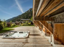 Chalet Quarts, Chamonix-Mont-Blanc (Near Argentière)