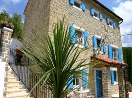 Villa Kentic, Бузет (рядом с городом Bartolići)